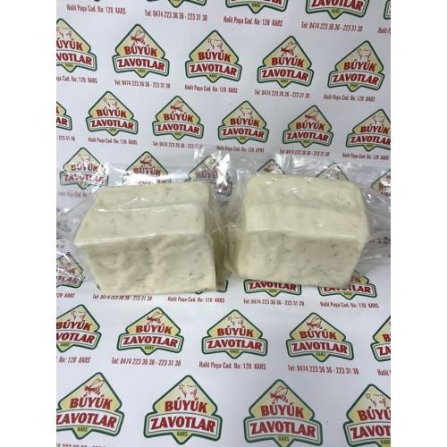 Beyaz Peynir Olgunlaştırılmış %75 Koyun %25 Keçi (Orta Sert) Şirden Mayalı 1 kg Vakumlu