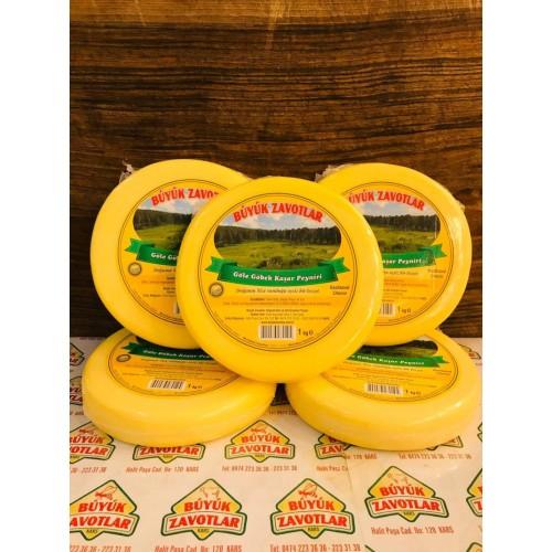 Göle göbek kaşar peyniri Şirden Mayalı 1 kg