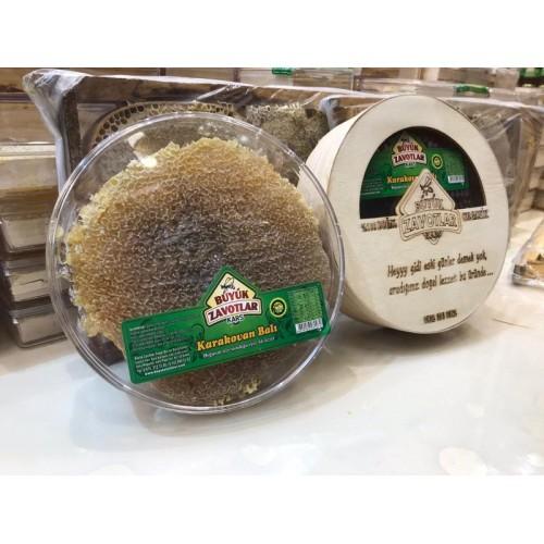 Organik İbiş Karakovan Petekli Balı 1.450-1.500 Kg 145 TL